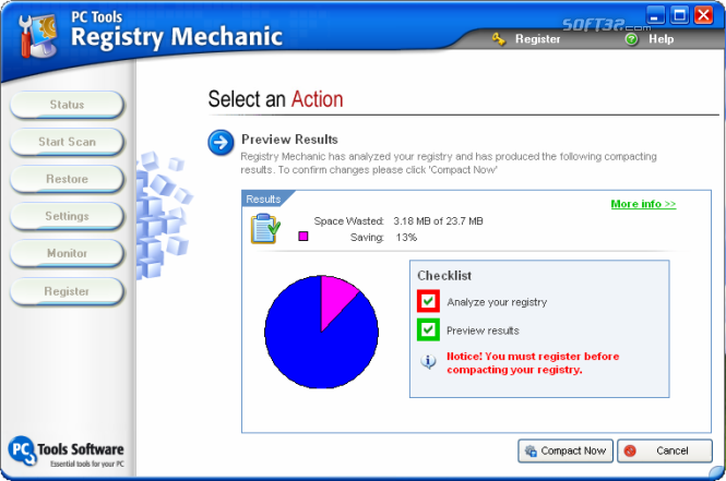 Registry Mechanic Screenshot 5
