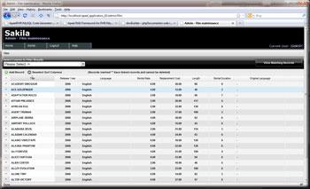 Download PHP-MySQL Web DB App Code Generator 11 07