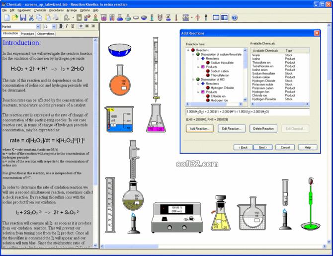 ChemLab Screenshot 2