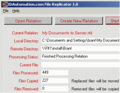 IDAutomation File Replicator 1