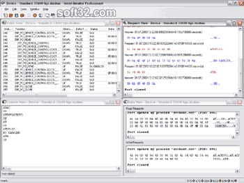 Serial Monitor Device Monitoring Studio Screenshot 3