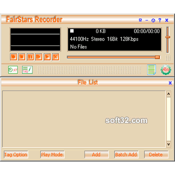 FairStars Recorder Screenshot 3