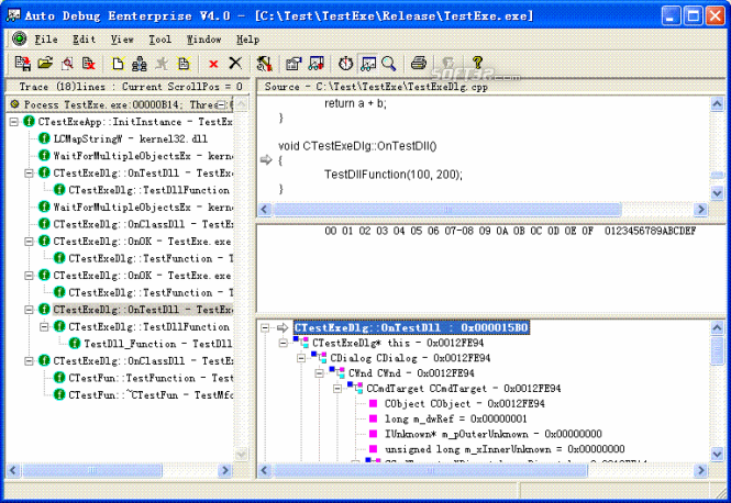 Auto Debug for Windows Screenshot 2