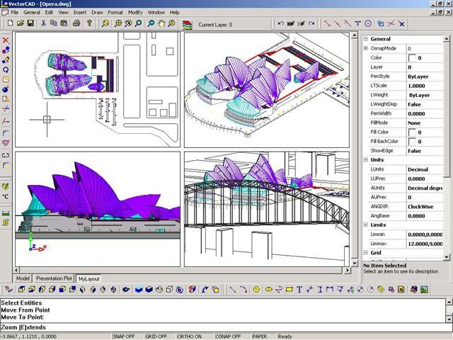 VectorDraw Developer Framework Screenshot 1