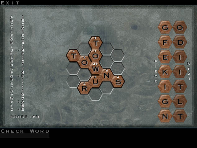 Word Peace Screenshot 1