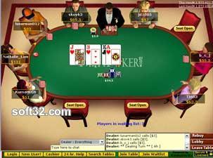 Multiplayer Party Poker Screenshot 2