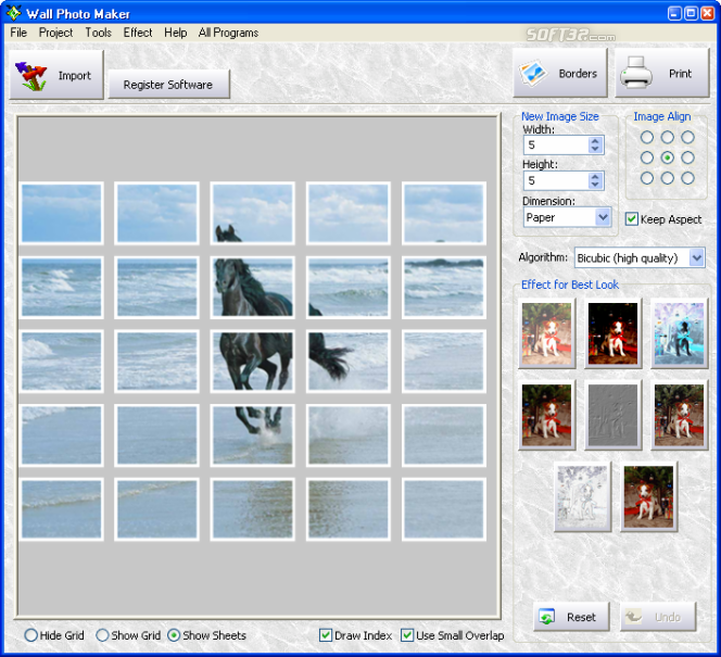 Wall Photo Maker Screenshot 3