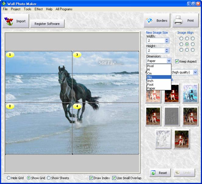 Wall Photo Maker Screenshot 5