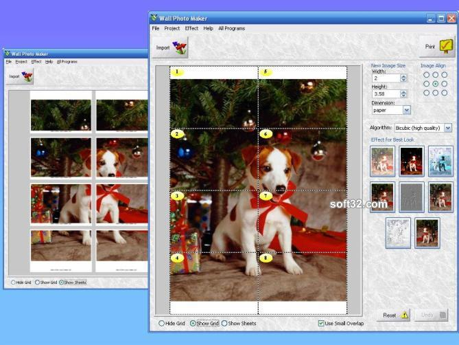 Wall Photo Maker Screenshot 6