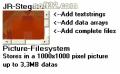 JRStegano .net component 2
