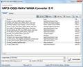 MP3-OGG-WAV-WMA Converter 1