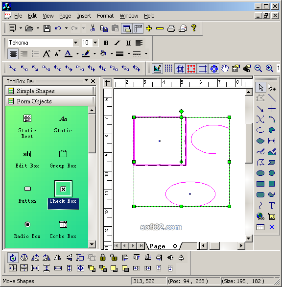 E-XD++ Diagrammer Professional Screenshot 3