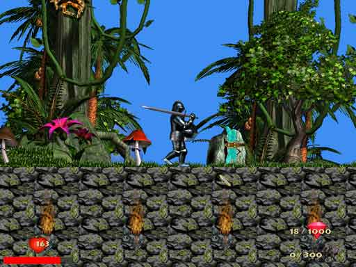 Knight Adventures Screenshot