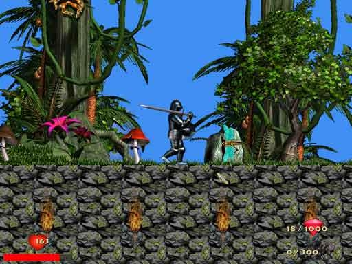 Knight Adventures Screenshot 1