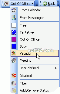 ShareCalendar for Outlook Screenshot 3