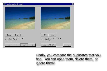 Duplicate Image Finder Screenshot