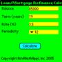 Loan/Mortgage Refinance Calculator 1