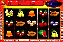 The Fruit Machine Screenshot
