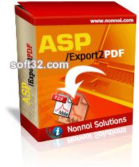 ASP/Export2PDF Screenshot 2