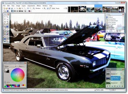 Paint.NET Screenshot 4