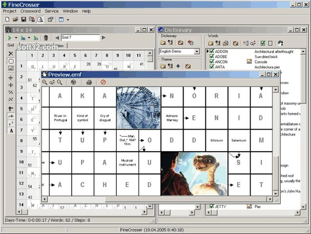 FineCrosser Screenshot 3