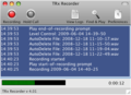 TRx Personal Phone Call Recorder for Mac 1