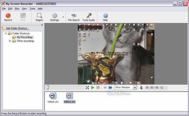 My Screen Recorder Screenshot 2