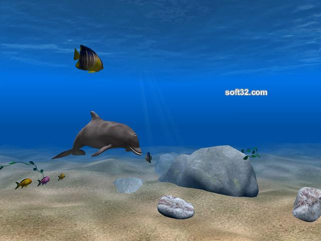 Dolphin Aqua Life 3D Screensaver Free Download - Latest ...
