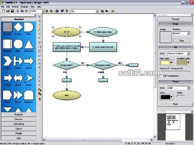 InSight Diagrammer Screenshot 2