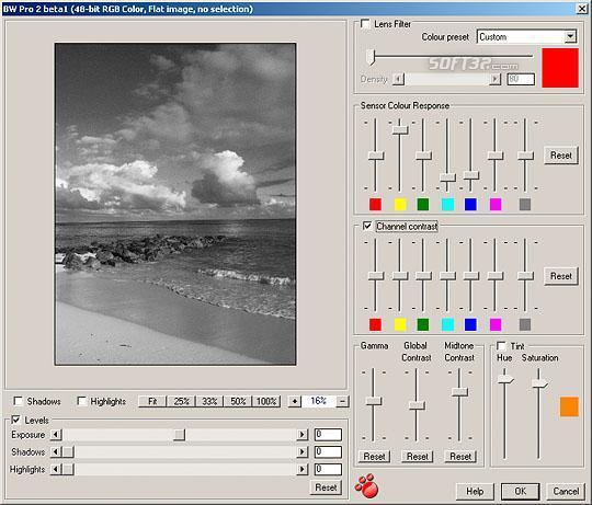 B&W Pro 2 Screenshot 3