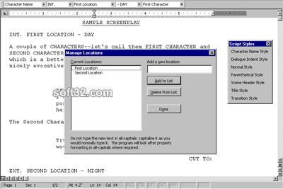 Script Genie Screenshot