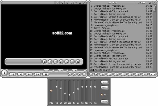Zoom Player Standard Screenshot 2