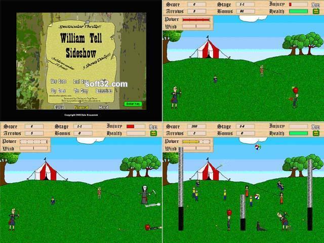 William Tell Sideshow Screenshot 3