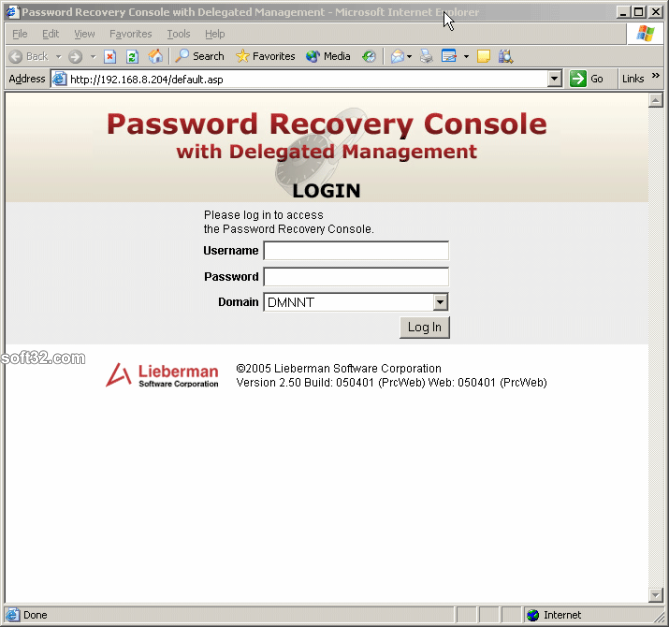 Random Password Manager Screenshot 2
