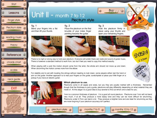 Learn to play Guitar - GCHGA unit2 Screenshot 5
