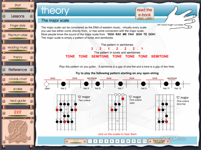 Learn to play Guitar - GCHGA unit2 Screenshot 7