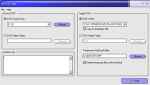007 DVD Copy Screenshot