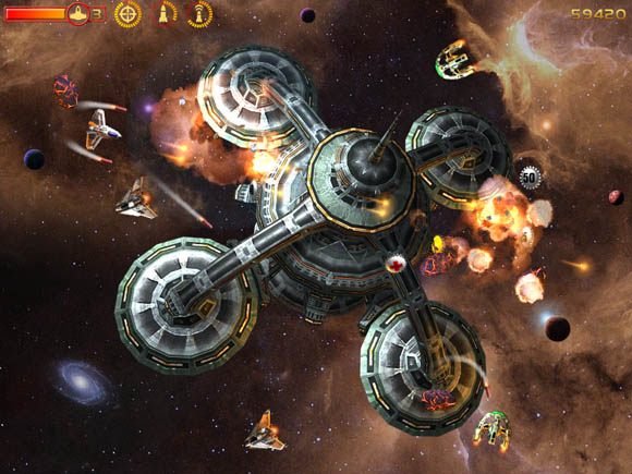 Astrogeddon Screenshot