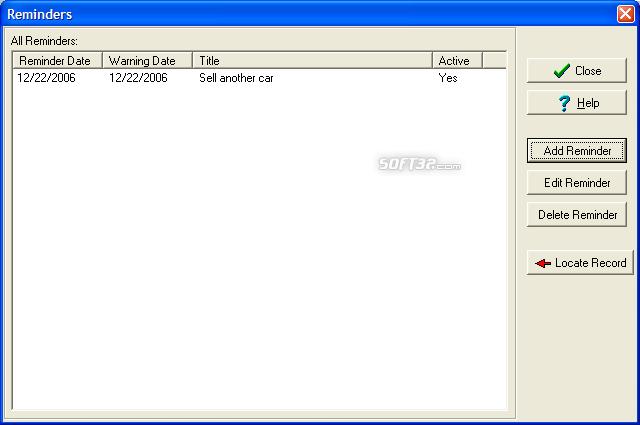 Car Sales Catalog Deluxe Screenshot 8