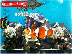 Aquarium Screensaver by Server Connectix Screenshot 3