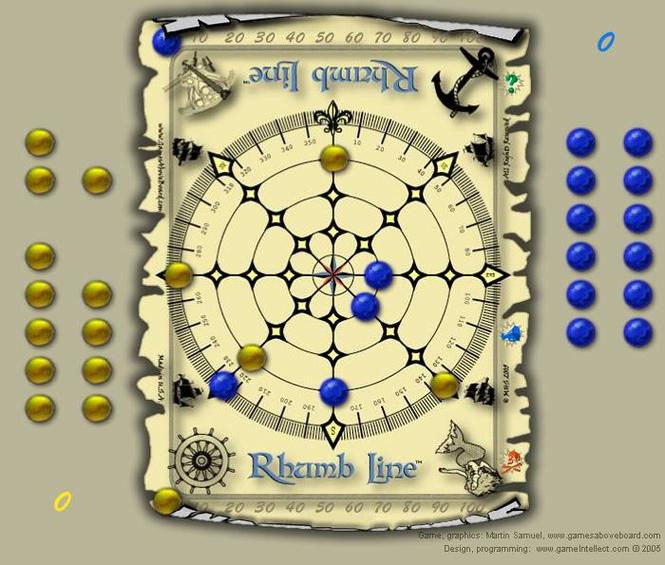 Rhumb Line Screenshot