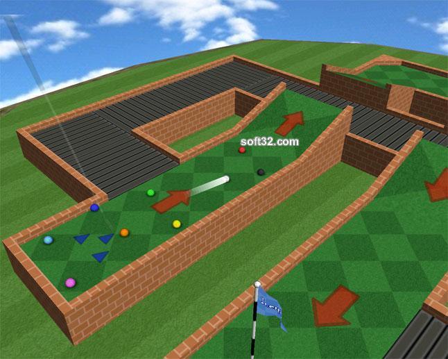 Mini Golf Mayhem Screenshot 2