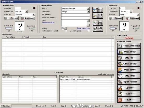 MarketSMS Screenshot 3