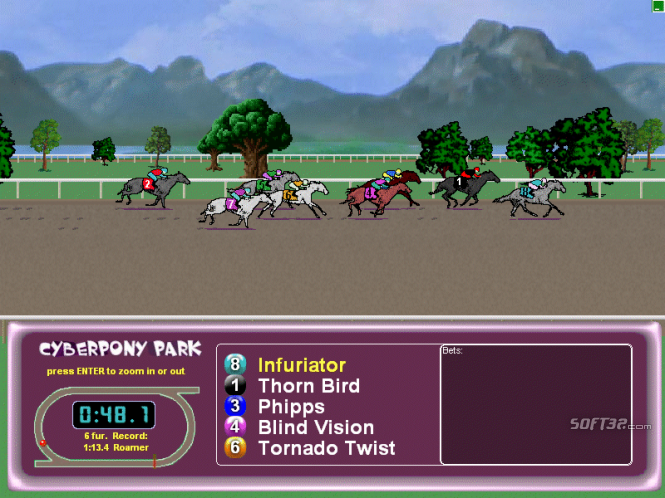 CyberPony Screenshot
