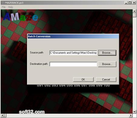 MacImagesConverter Screenshot 2