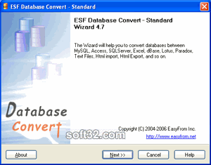 Download ESF Database Migration Toolkit Standard 8 0 11