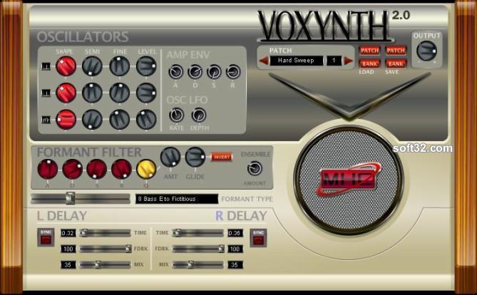 Voxynth Mac Screenshot 2