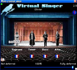 Virtual Singer Screenshot 3