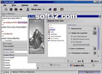 SourceSpell Screenshot