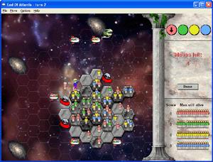 End Of Atlantis Screenshot